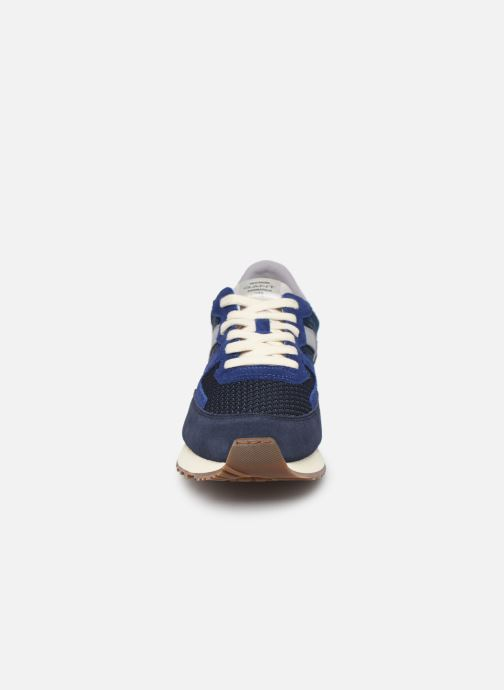 Trainers Gant Davenport Blue model view
